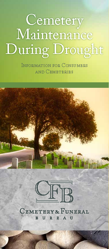 Cemetery Maintenance During Drought